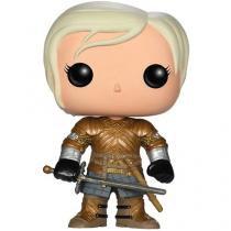 Boneco Colecionável Pop Game of Thrones - Brienne Of Tarth 10,5cm Funko