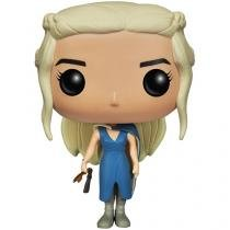 Boneco Colecionável Pop Game of Thrones - Daenerys Targaryen Funko
