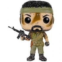 Boneco Colecionável Pop Games - Call of Duty - MSGT. Frank Woods 10,5cm Funko