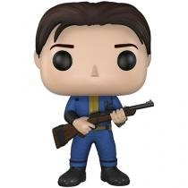 Boneco Colecionável Pop Games - Fallout 4  - Sole Survivor Funko