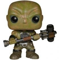 Boneco Colecionável Pop Games - Fallout - Super Mutant 10,5cm Funko