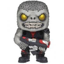 Boneco Colecionável Pop Games Gears of War - Locust Drone Funko
