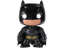 Boneco Colecionável Pop Heroes Dark Knight Movie - Batman 10,5cm Funko