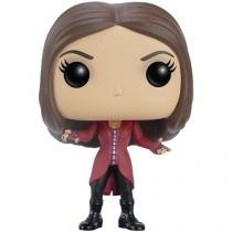 Boneco Colecionável Pop Marvel Captain America - Civil War Scarlet Witch Funko