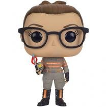 Boneco Colecionável Pop Movies Ghostbusters - Abby Yates 10,5cm Funko