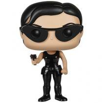Boneco Colecionável Pop Movies - Matrix - Trinity Funko