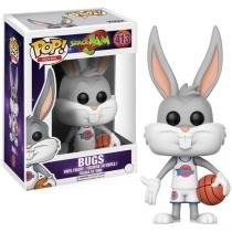 Boneco Colecionável Pop Movies Space Jam - Bugs 10,5cm Funko
