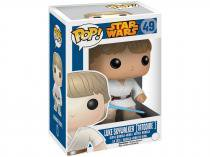 Boneco Colecionável Pop - Star Wars - Luke Skywalker [Tatooine] 10,5cm Funko
