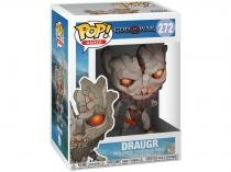 Boneco Colecionável Pop Vinyl God of War Draugr - 16cm Funko