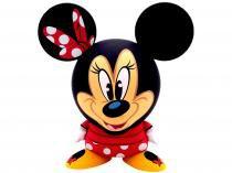 Boneco Colecionável Shorts Minnie 10,5cm - Disney