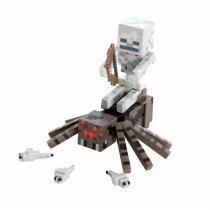 Boneco com acessórios - minecraft - spider jockey - multikids - Multilaser