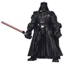 Boneco Darth Vader Star Wars Hero Mashers - com Acessórios - Hasbro