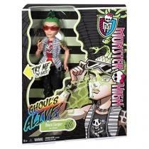 Boneco Deuce Gorgon Monster High - Mattel