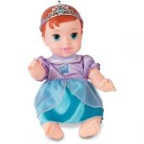 Boneco E Personagem Ariel Baby Vinil 27Cm. Mimo - Mimo
