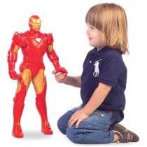 Boneco E Personagem Iron Man 55Cm. Mimo - Mimo