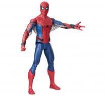 Boneco Eletrônico Hasbro Marvel - Homem Aranha Spider Man -