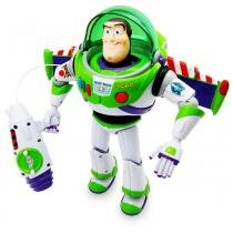 Boneco Falante Buzz Lightyear com Projetor 64096 - Toyng - Toyng
