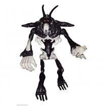 Boneco Figura de Ação Colecionável Tartarugas Ninja Rahzar 12CM BR118 Multilaser - Multikids
