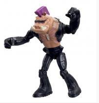 Boneco Figura de Ação Colecionável Tartarugas Ninja TMNT 12CM Bebop BR118 - Multikids