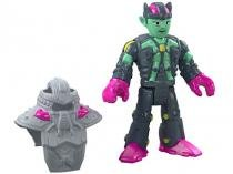 Boneco Fisher Price Imaginext  13cm - com Acessórios Mattel