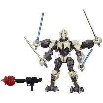 Boneco General Grievous Star Wars Hero Mashers - Hasbro