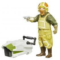 Boneco Goos Toowers Star Wars EPVII Jungle Hasbro 9cm - Hasbro