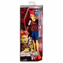 Boneco Heath Burns Monster High Festival Monstrinhas Mattel - Mattel