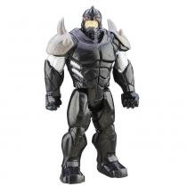 Boneco Homem Aranha Ultimate - Titan Hero Series - Marvels Rhino - Hasbro - Hasbro