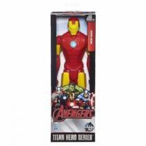 Boneco Homem De Ferro Avengers Titan Hero Hasbro Iron Man -