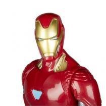 Boneco Homem De Ferro Guerra Infinita Avengers Power Fx 30cm - Hasbro
