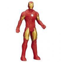 Boneco Homem de Ferro Marvel 17,8cm - Hasbro