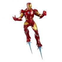 Boneco Homem de Ferro Marvel Legends 12 Pol Hasbro -