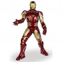 Boneco Homem de Ferro Reator Arc Marvel Mimo -