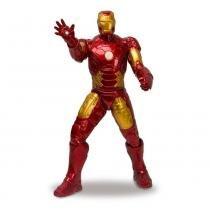 Boneco Homem de Ferro Revolution 40 Cm Mimo -