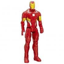 Boneco Homem de Ferro Titan 30 cm C0756 Hasbro -