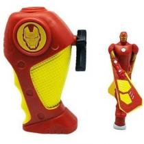 Boneco Homem de Ferro Voador Flying Heroes Iron Man - Dtc -