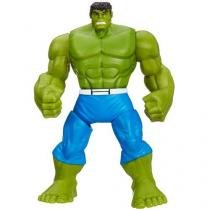 Boneco Hulk Smash Fist Smashin 22,6cm - Hasbro