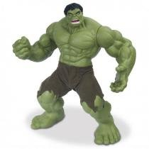 Boneco Hulk Verde Premium Gigante Vingadores Marvel - Mimo - Mimo brinquedos