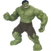 Boneco hulk verde premium mimo 457 -
