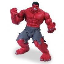 Boneco Hulk Vermelho Premium Gigante 51cm. Mimo Ref. 0458 -