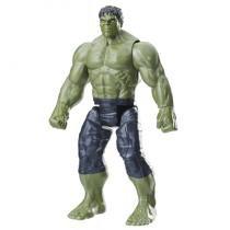 Boneco Hulk Vingadores: Guerra Infinita Hasbro - E0571 -