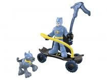 Boneco Imaginext Batman e Ace - DC Super Friends Mountain Fisher-Price