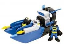 Boneco Imaginext DC Super Friends Bat Boat - Fisher-Price