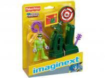 Boneco Imaginext - DC Super Friends Charada - com Acessórios 19,3cm - Fisher-Price