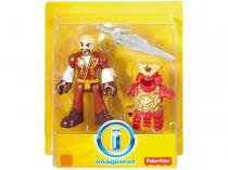 Boneco Imaginext GP - Samurai Figure - Fisher-Price