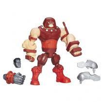 Boneco Juggernaut Marvel Super Hero Mashers  - com acessório Hasbro
