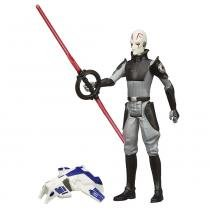 Boneco Jungle Star Wars 10 cm The Inquisitor B3445 - Hasbro - Hasbro