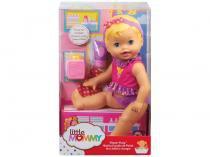 Boneco Little Mommy Momentos do Bebê - Hora de Trocar as Fraldas Mattel
