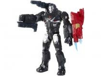 Boneco Máquina de Combate Marvel Avengers - Titan Deluxe 2.0 Hasbro