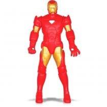 Boneco Marvel Homem De Ferro (Iron Man) Gigante 55 cm - Mimo -